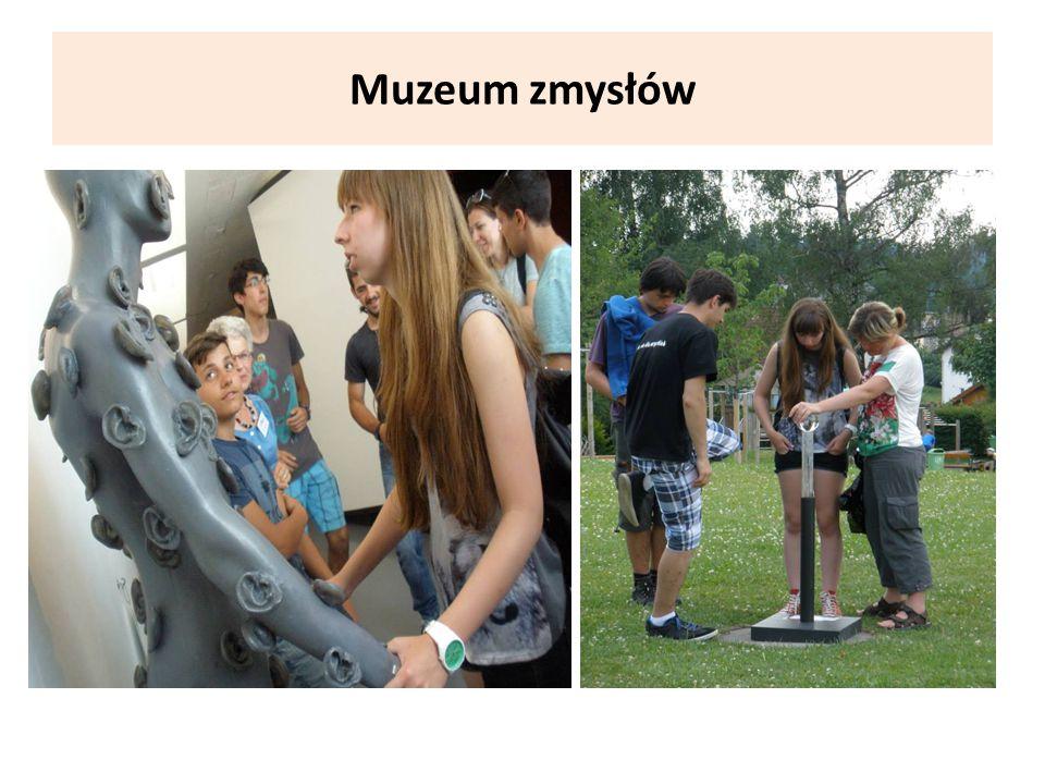 Muzeum zmysłów