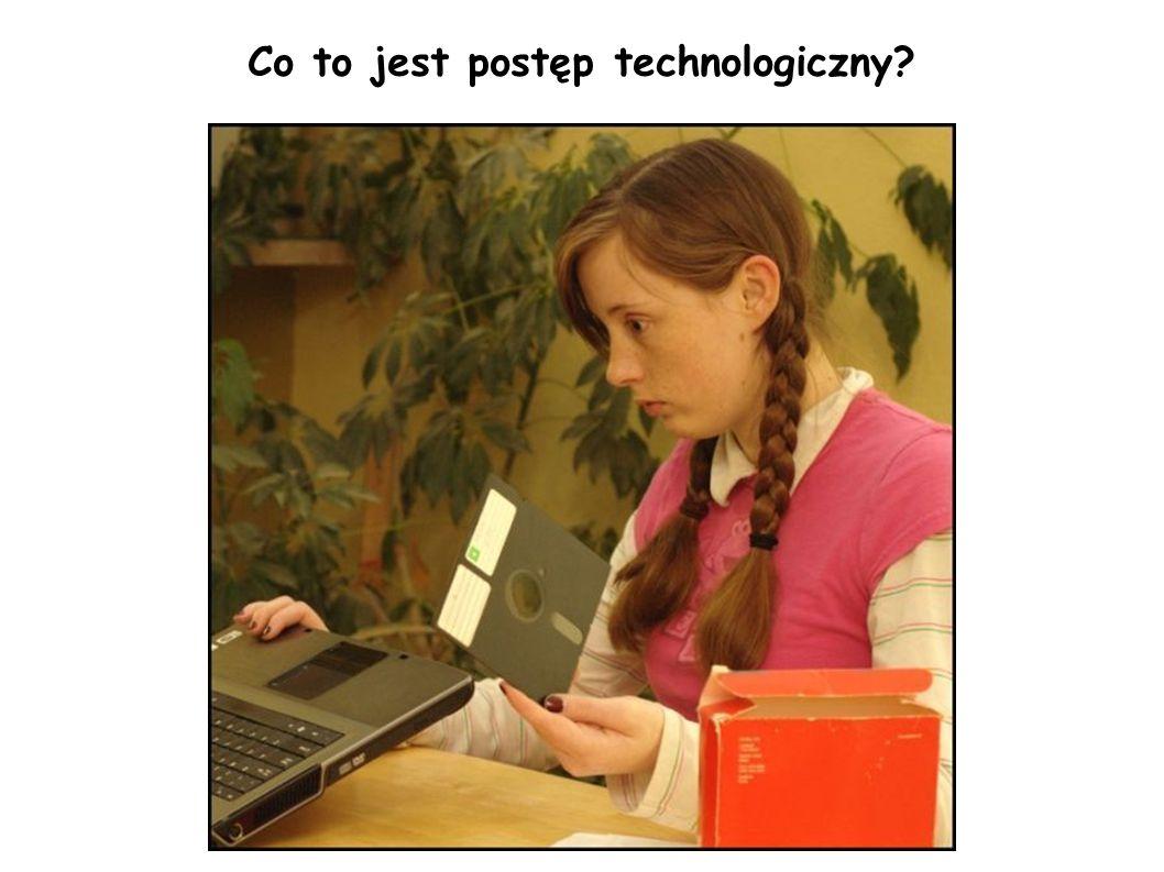 Co to jest postęp technologiczny