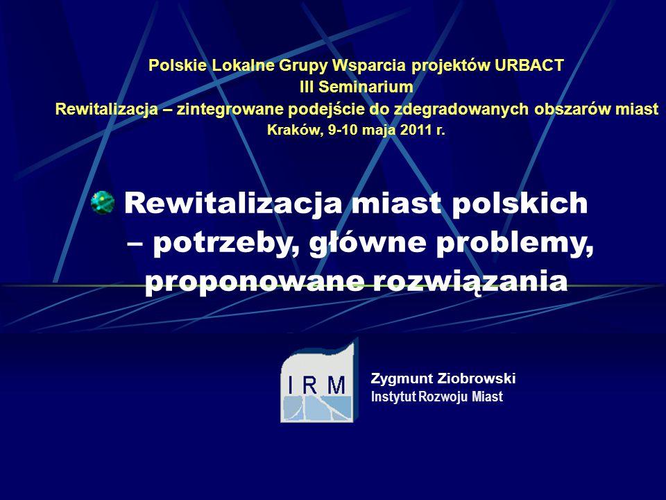 Zygmunt Ziobrowski Instytut Rozwoju Miast