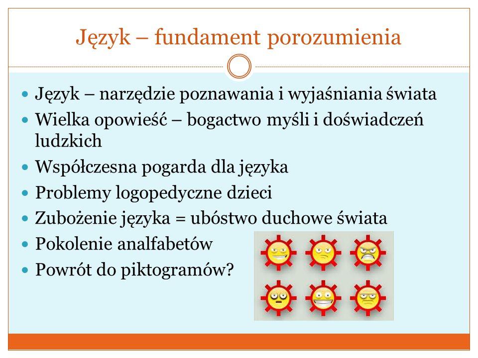 Język – fundament porozumienia