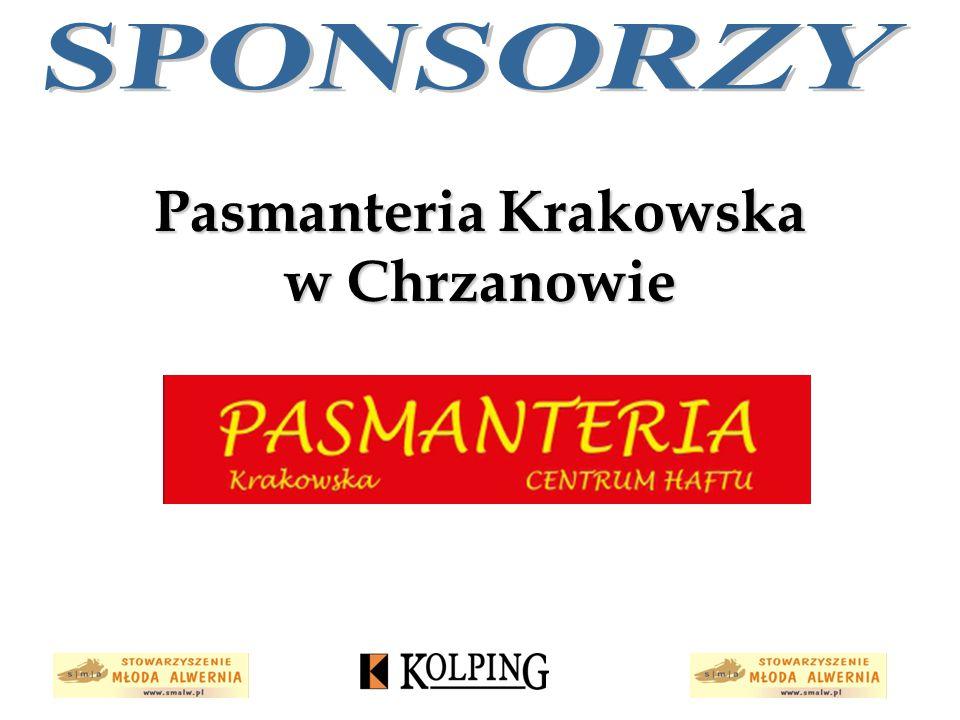 Pasmanteria Krakowska w Chrzanowie