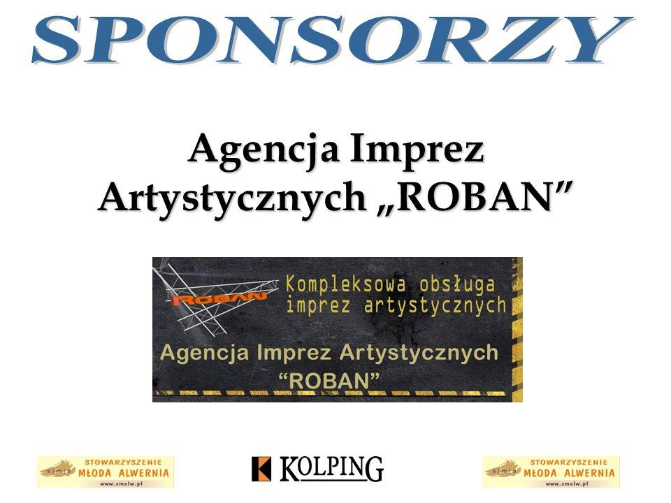 """Agencja Imprez Artystycznych """"ROBAN"""