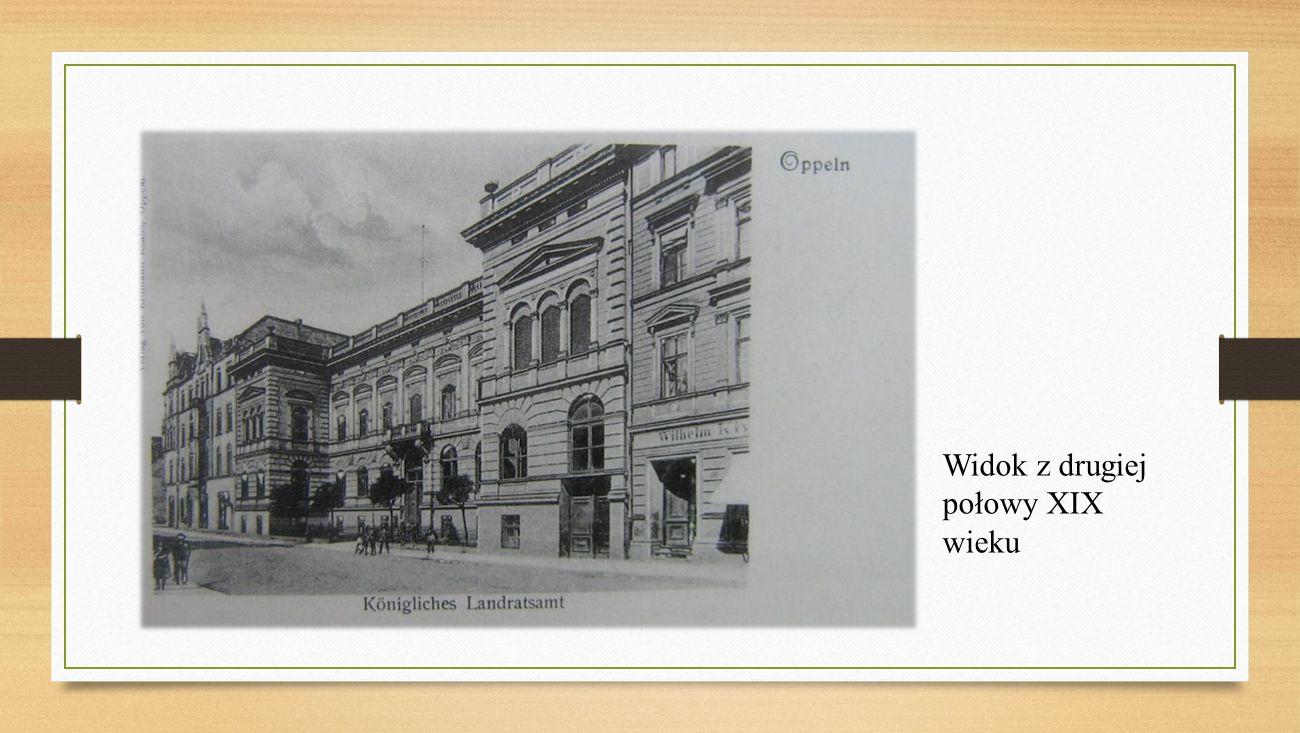Widok z drugiej połowy XIX wieku