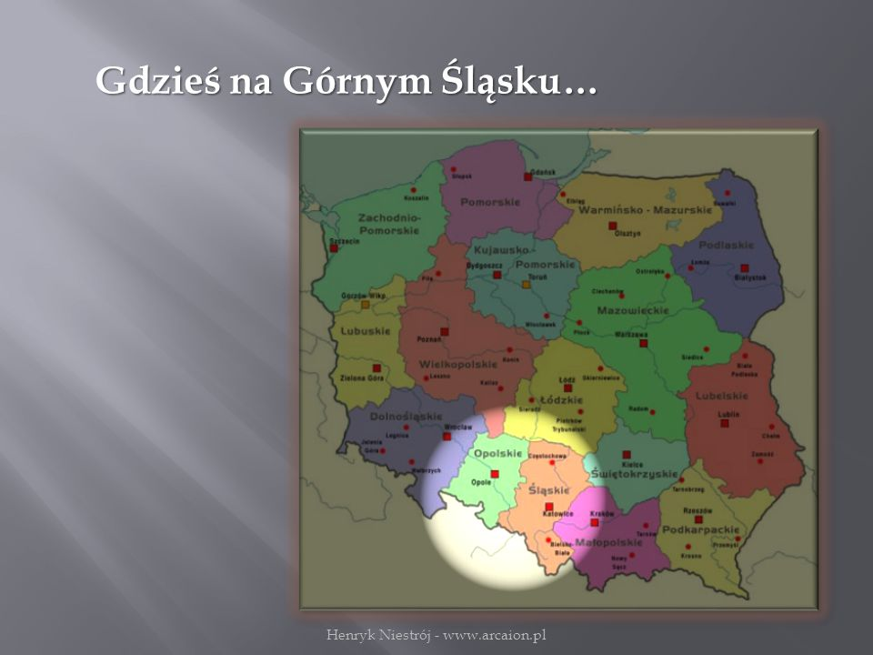 Henryk Niestrój www.arcaion.pl