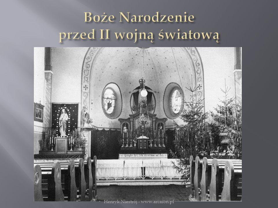 …a tak miał wyglądać kościół w Zbrosławicach, także autorstwa Korbscha