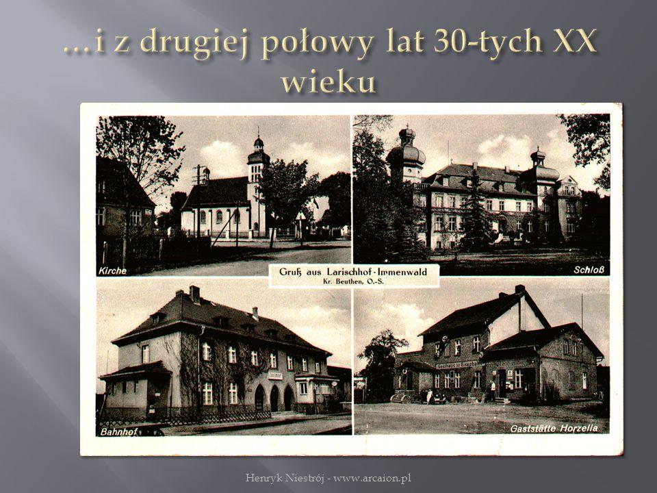 Miedary z pierwszej połowy lat 30-tych XX w.