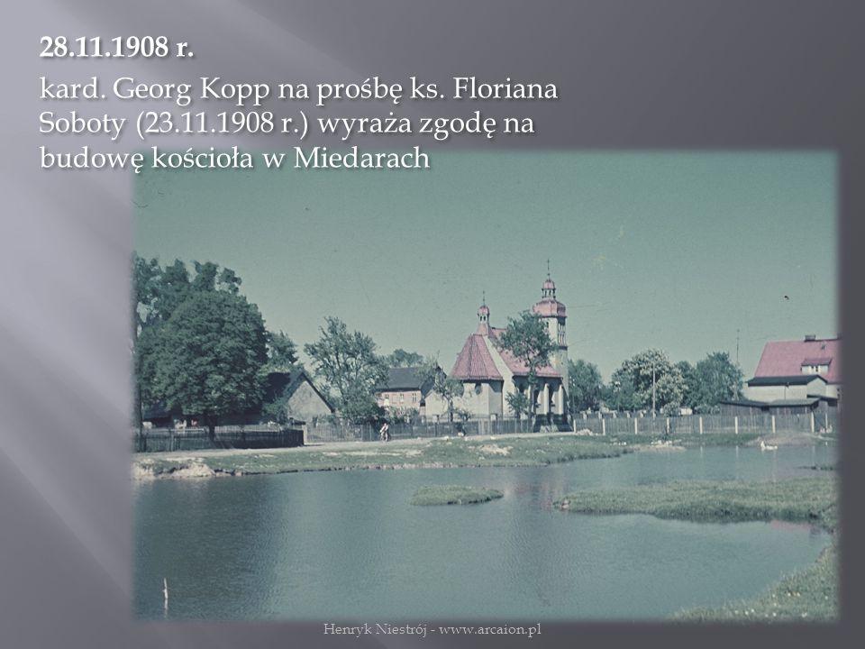 Ks. proboszcz Florian Sobota