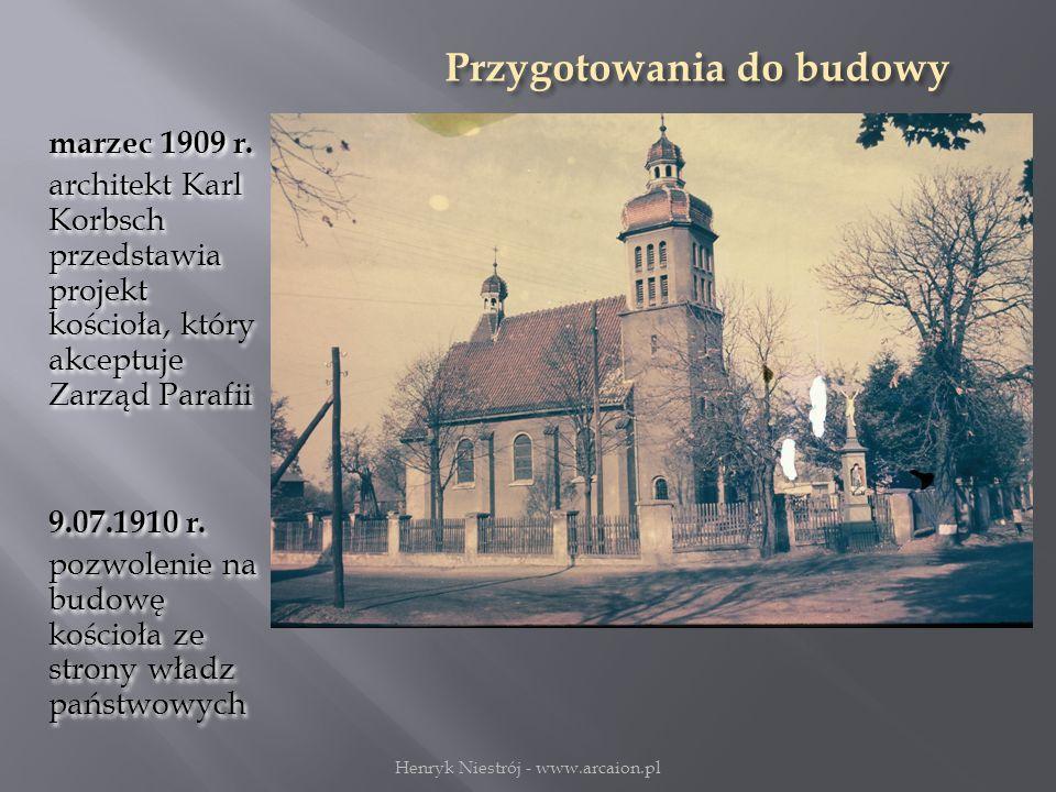 Henryk Niestrój - www.arcaion.pl