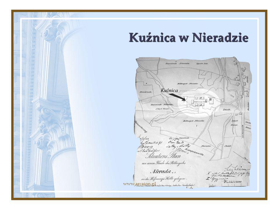 Kuźnica w Nieradzie www.arcaion.pl