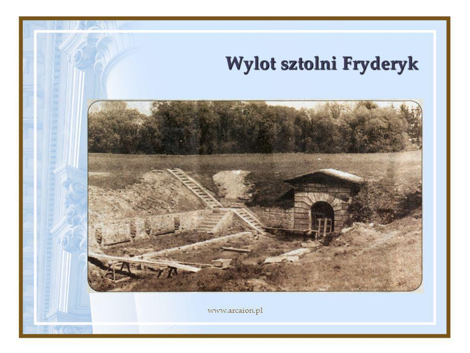 Wylot sztolni Fryderyk