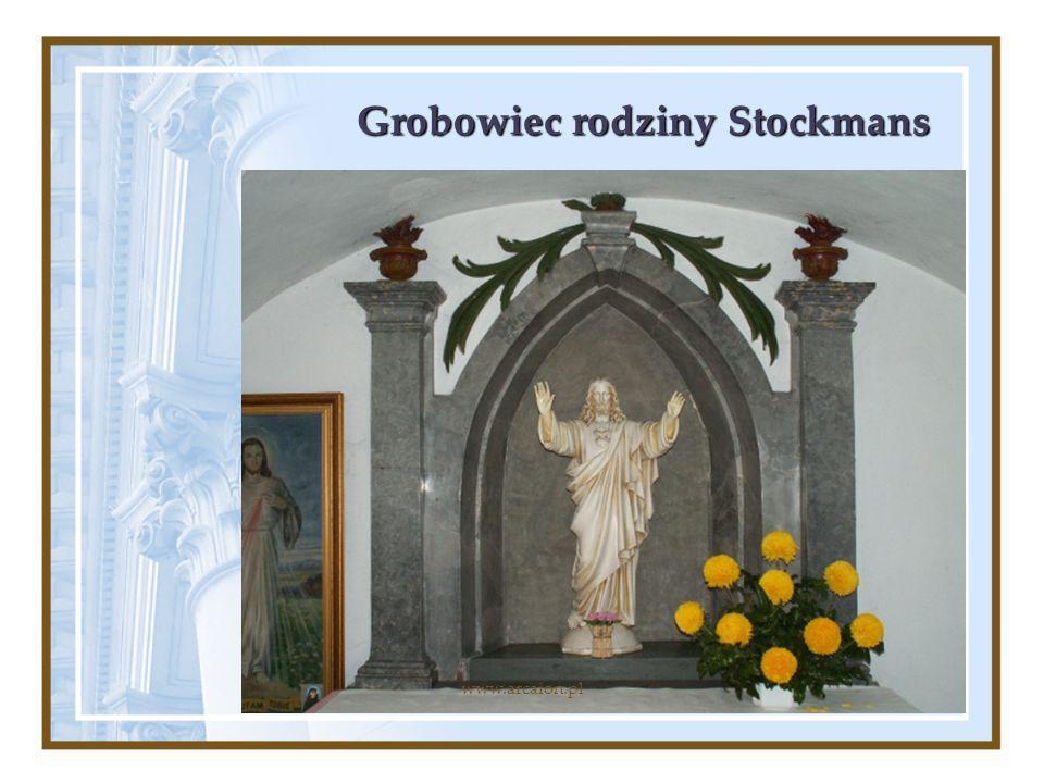 Grobowiec rodziny Stockmans