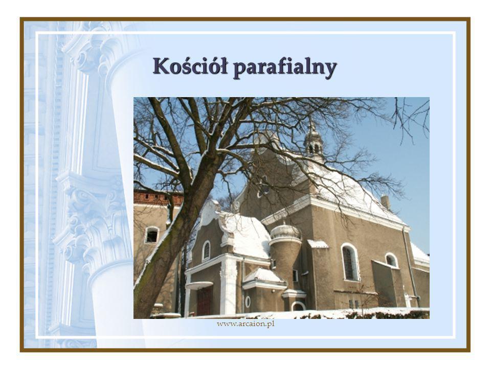 Kościół parafialny www.arcaion.pl