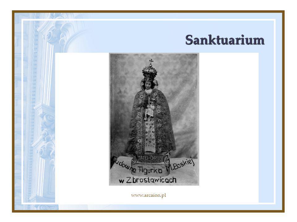 Sanktuarium www.arcaion.pl