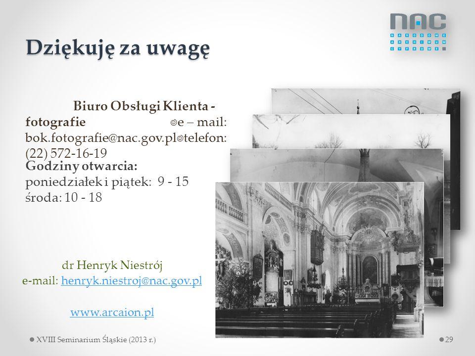 e-mail: henryk.niestroj@nac.gov.pl