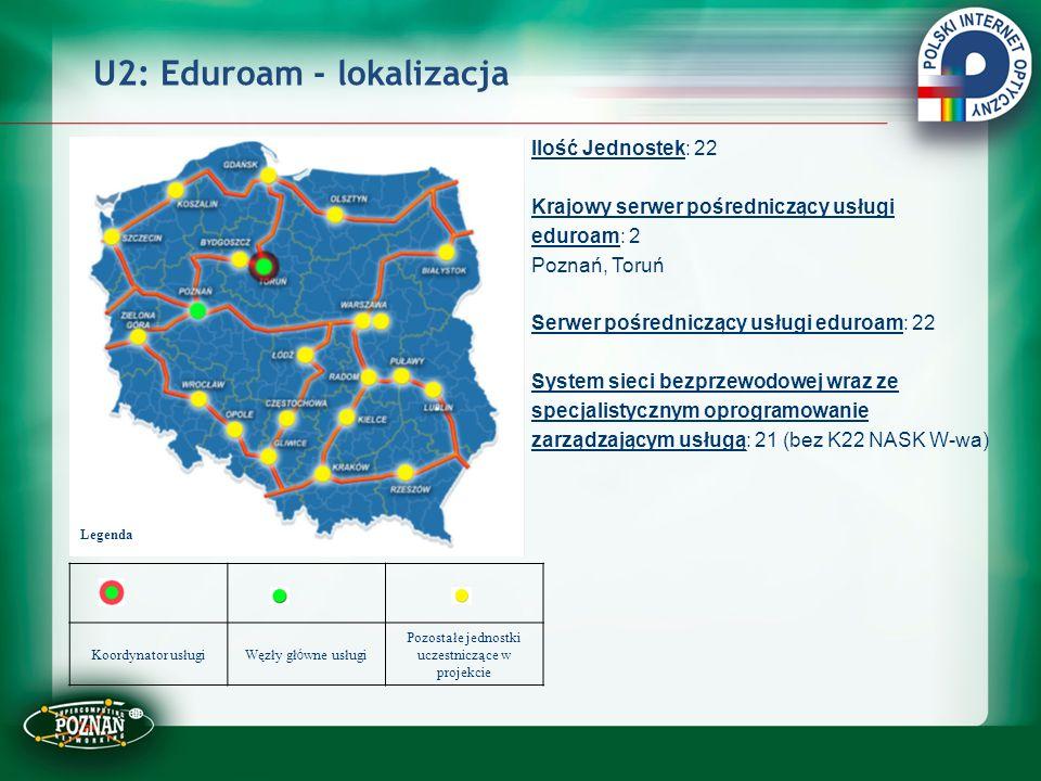 U2: Eduroam - lokalizacja