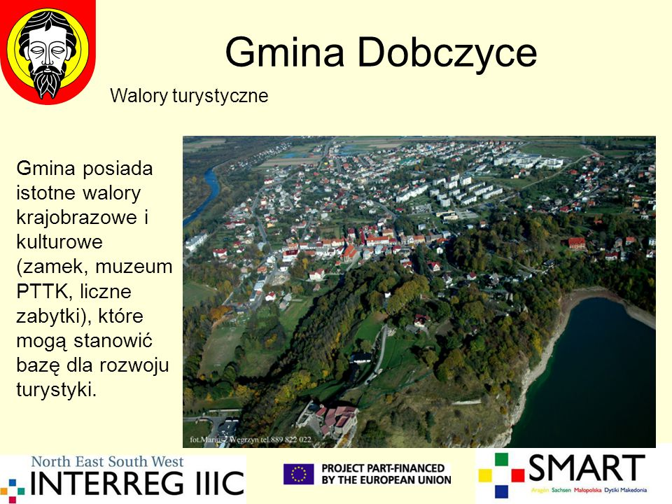 Gmina Dobczyce Walory turystyczne.