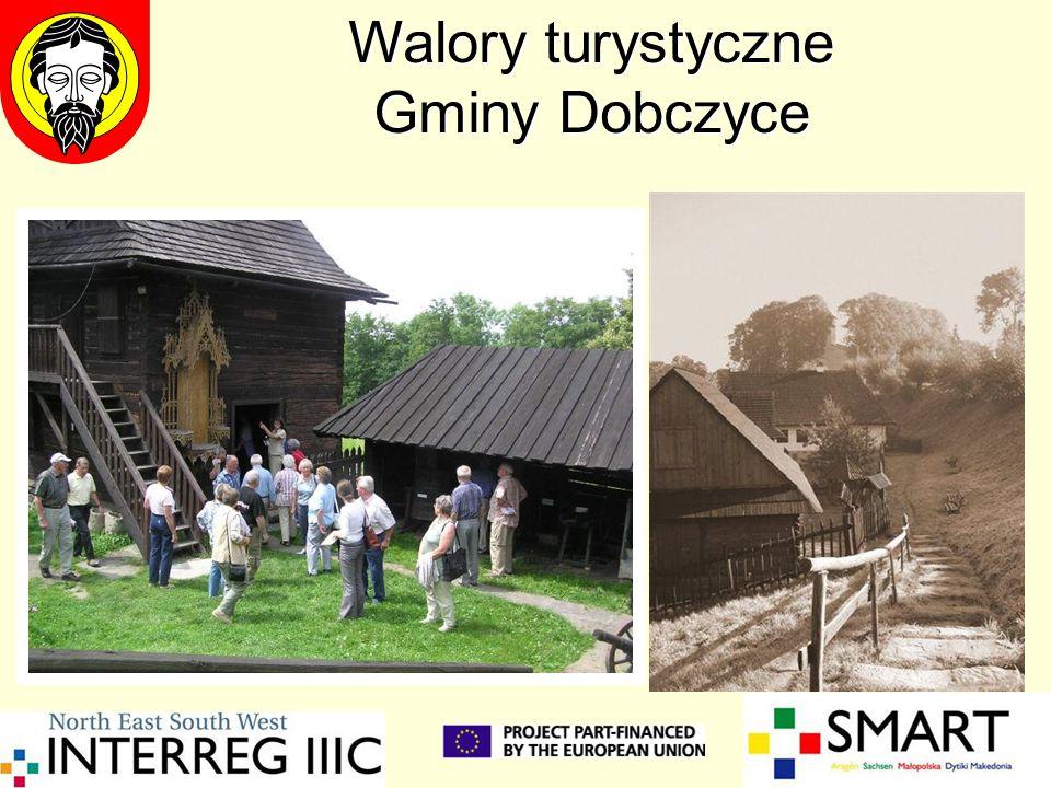 Walory turystyczne Gminy Dobczyce
