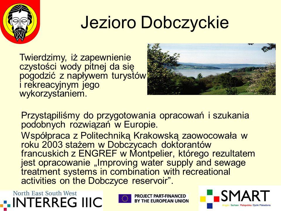 Jezioro Dobczyckie Twierdzimy, iż zapewnienie czystości wody pitnej da się pogodzić z napływem turystów i rekreacyjnym jego wykorzystaniem.