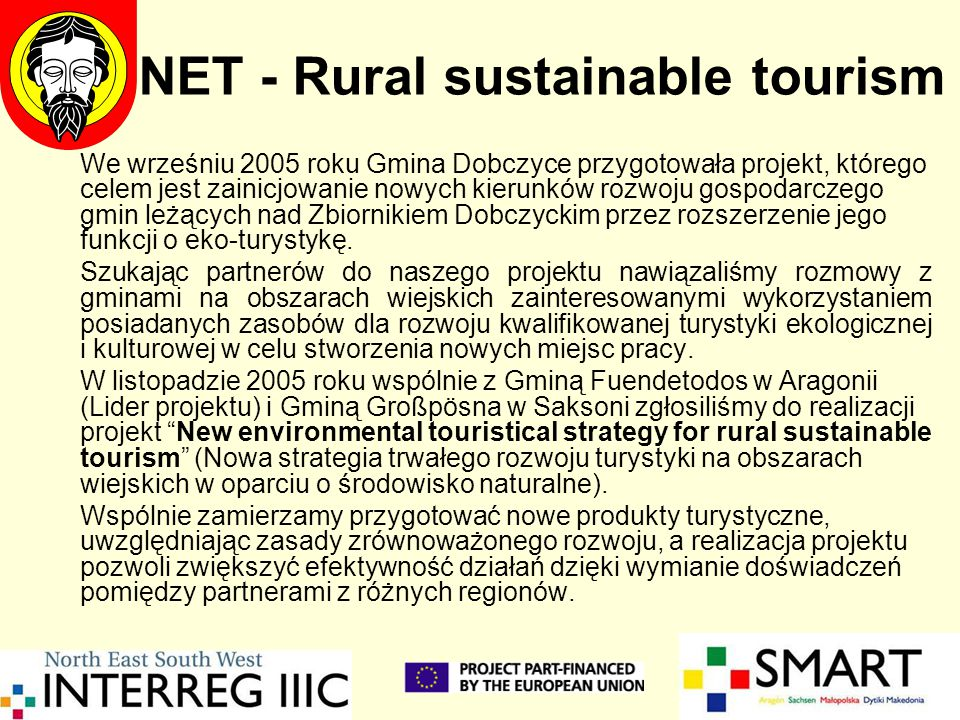 NET - Rural sustainable tourism