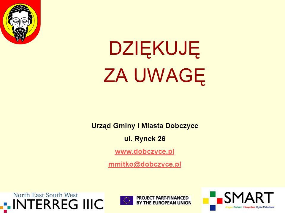 Urząd Gminy i Miasta Dobczyce