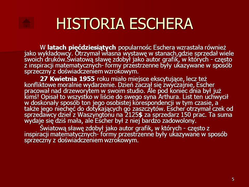 HISTORIA ESCHERA