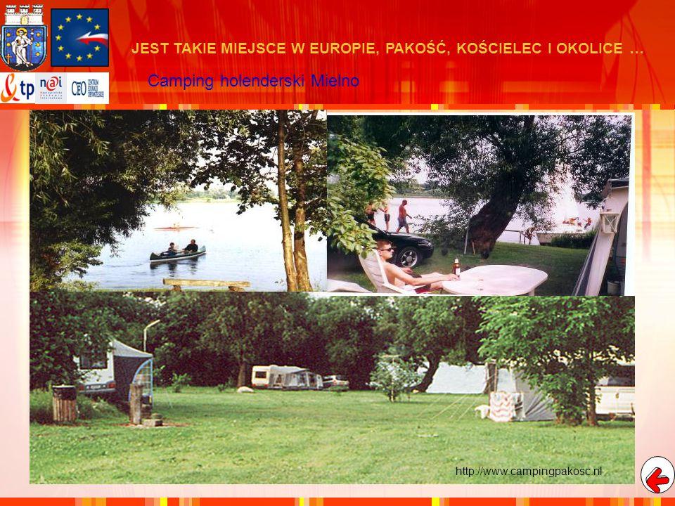 Camping holenderski Mielno