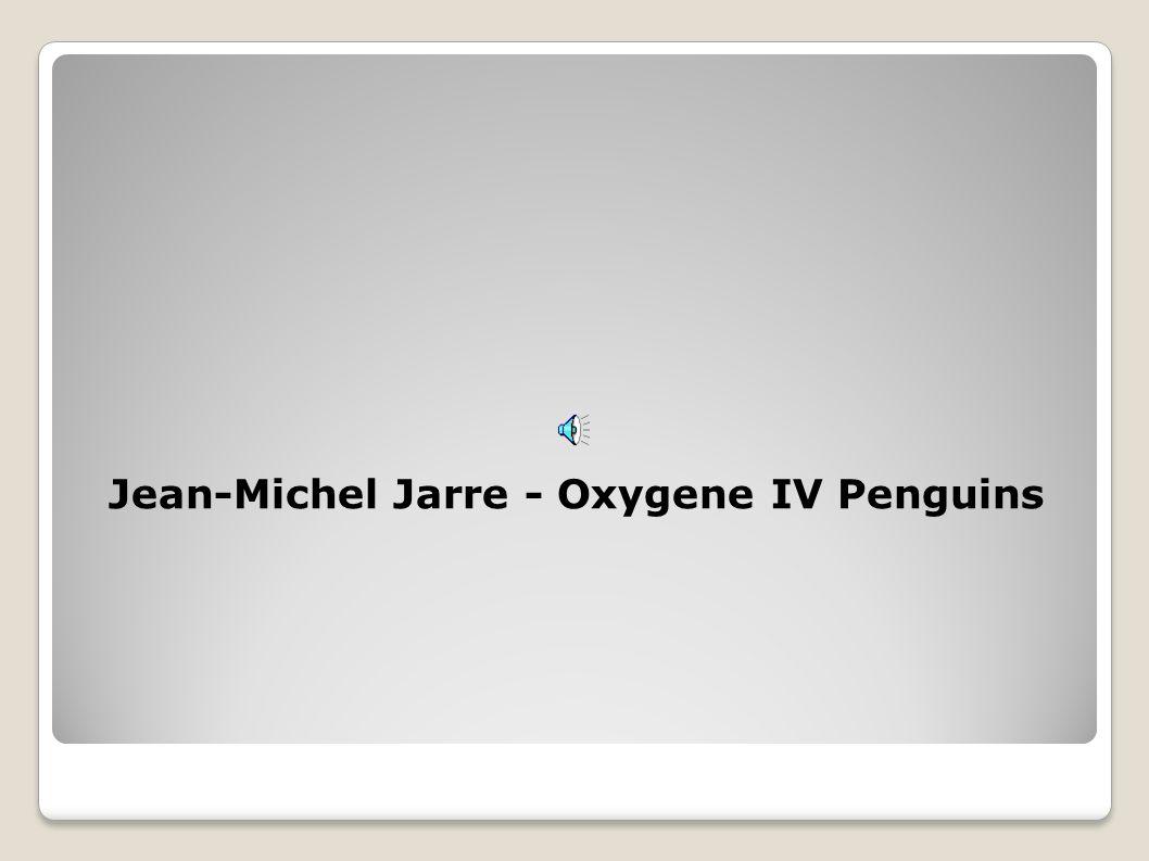 Jean-Michel Jarre - Oxygene IV Penguins