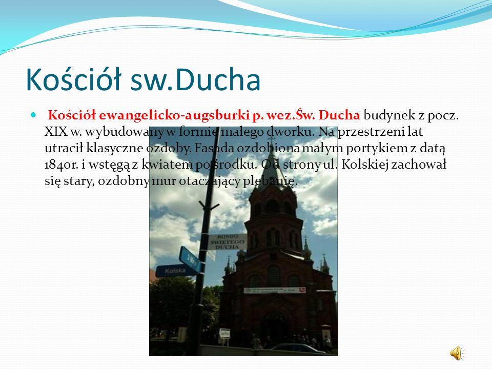 Kościół sw.Ducha