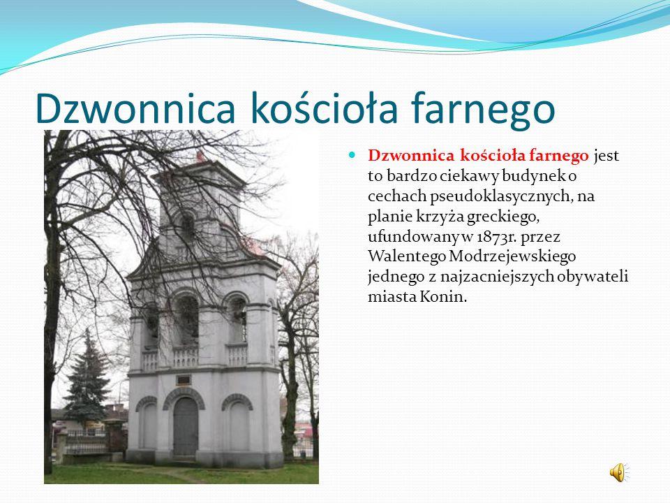 Dzwonnica kościoła farnego