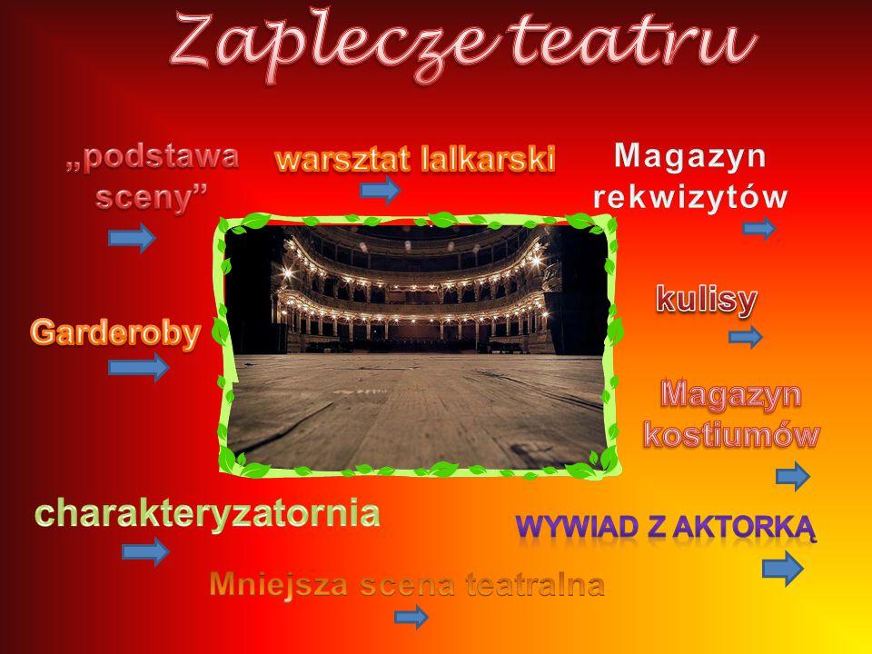 Mniejsza scena teatralna