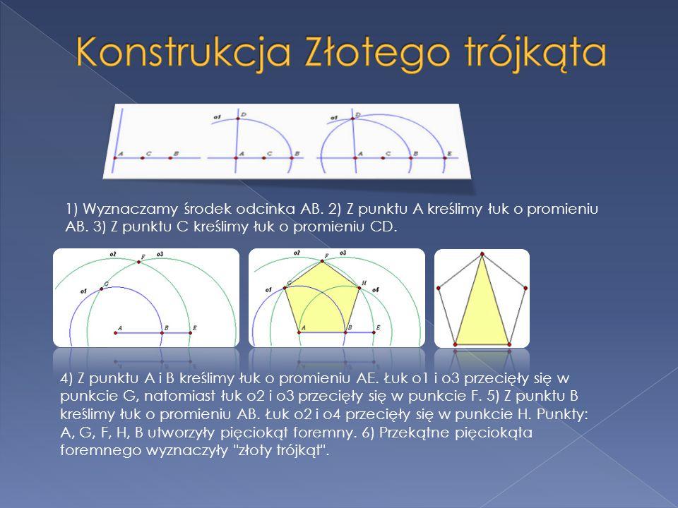Konstrukcja Złotego trójkąta