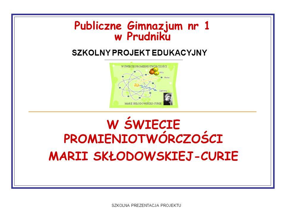 Publiczne Gimnazjum nr 1 w Prudniku