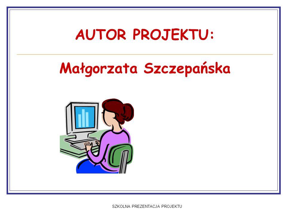 Małgorzata Szczepańska