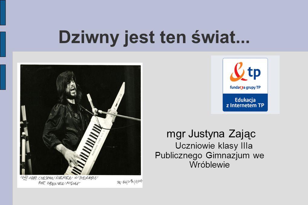 Publicznego Gimnazjum we Wróblewie