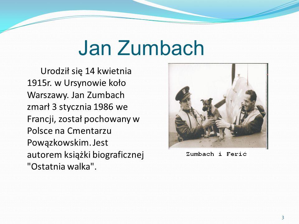 Jan Zumbach