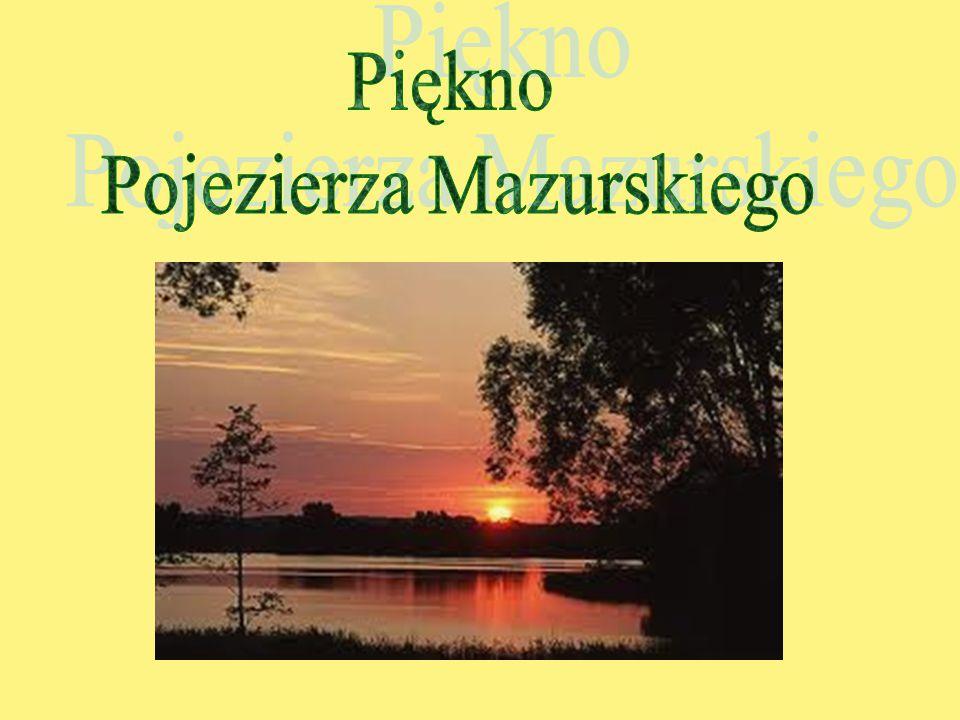 Pojezierza Mazurskiego