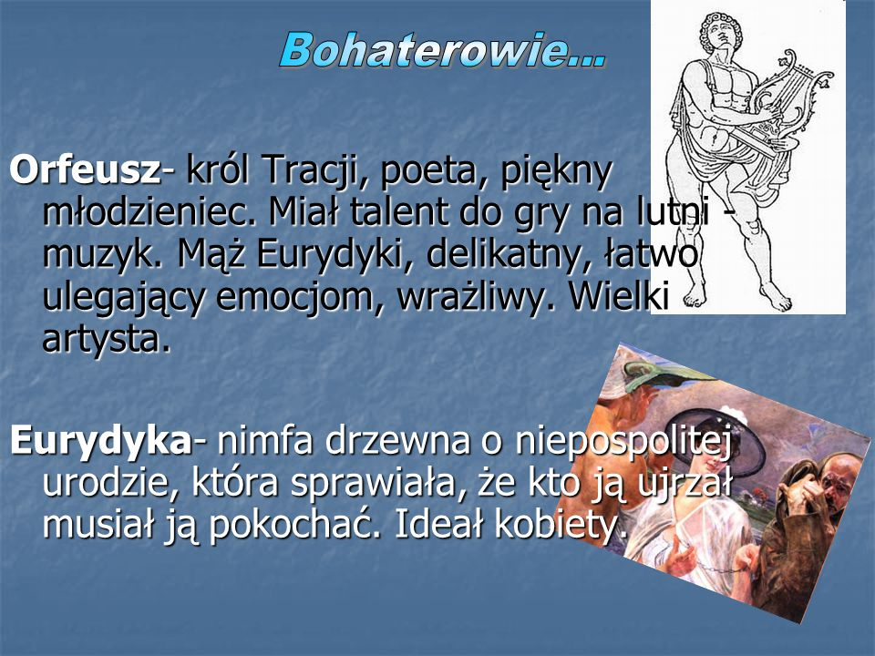 Bohaterowie...