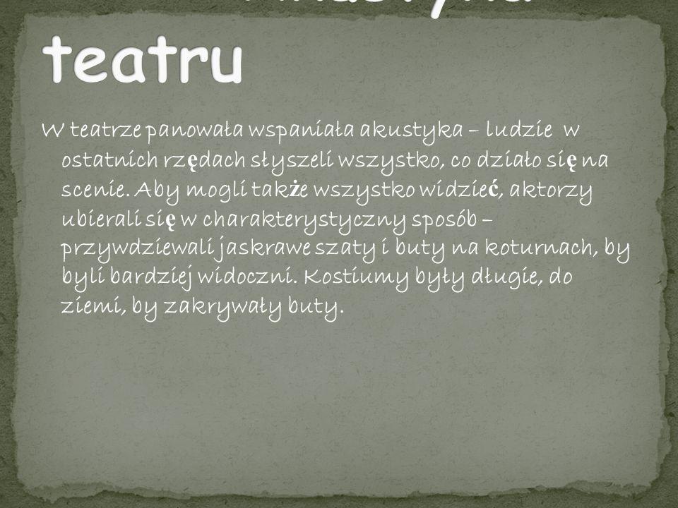 Akustyka teatru