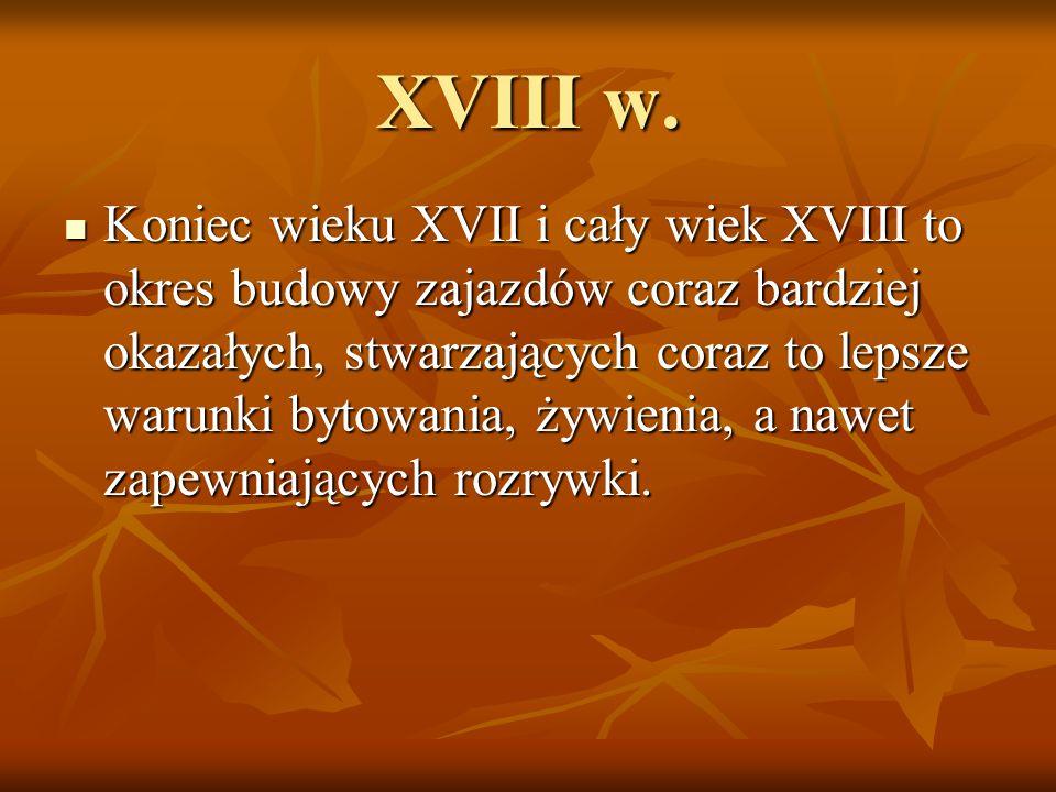 XVIII w.