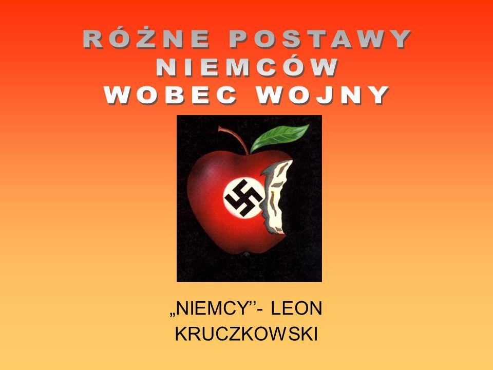 """""""NIEMCY''- LEON KRUCZKOWSKI"""