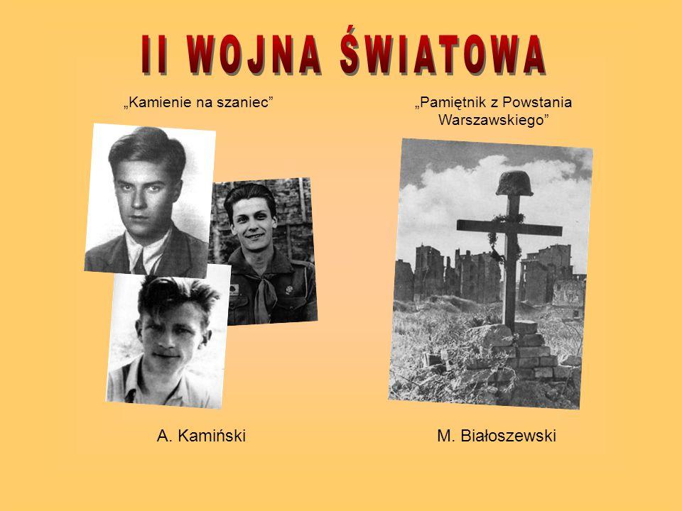 """""""Pamiętnik z Powstania Warszawskiego"""