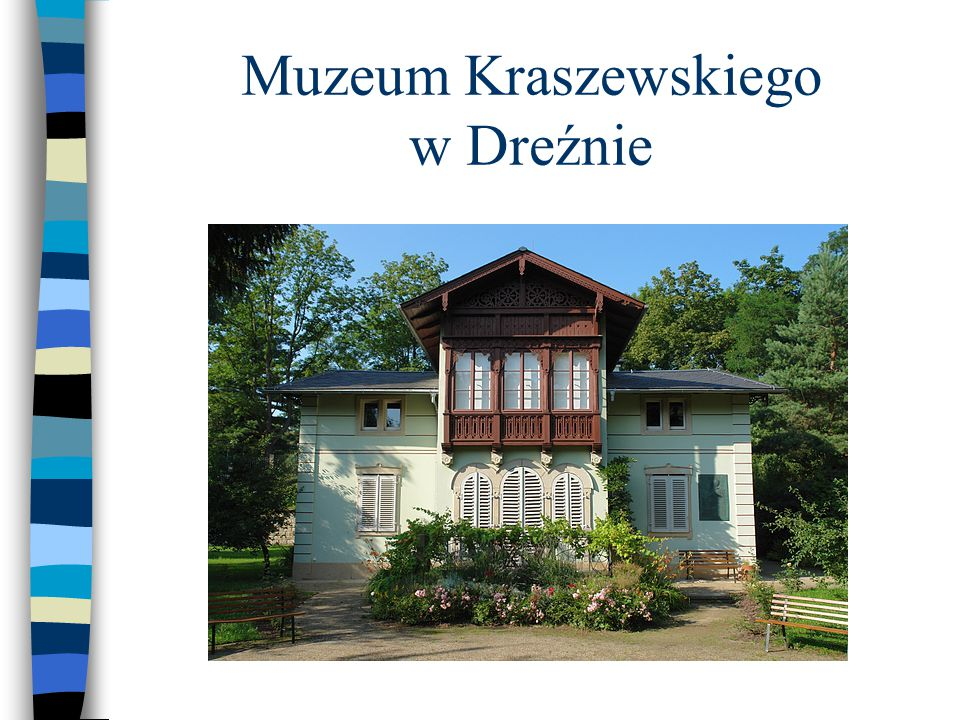Muzeum Kraszewskiego w Dreźnie