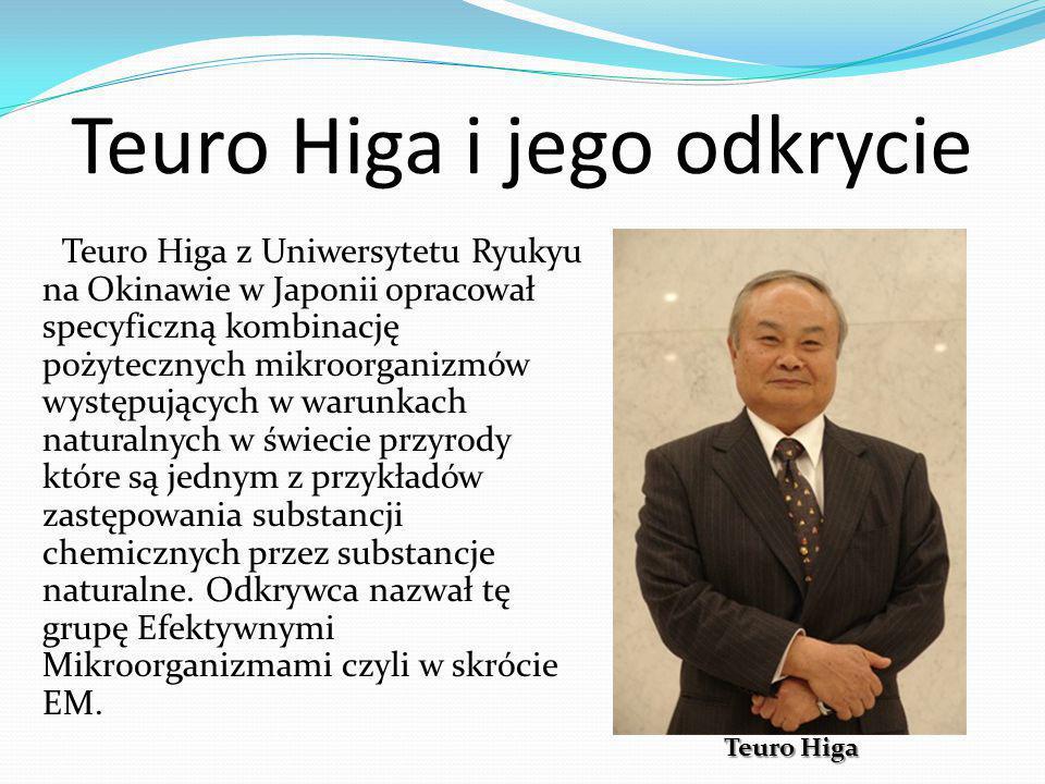 Teuro Higa i jego odkrycie