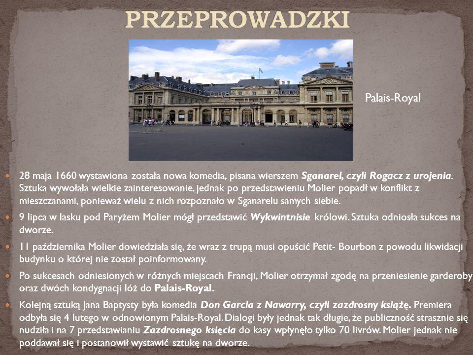 PRZEPROWADZKI Palais-Royal