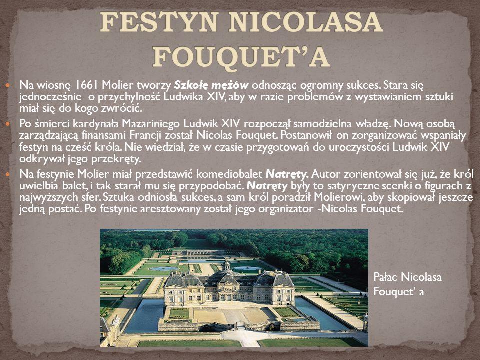 FESTYN NICOLASA FOUQUET'A