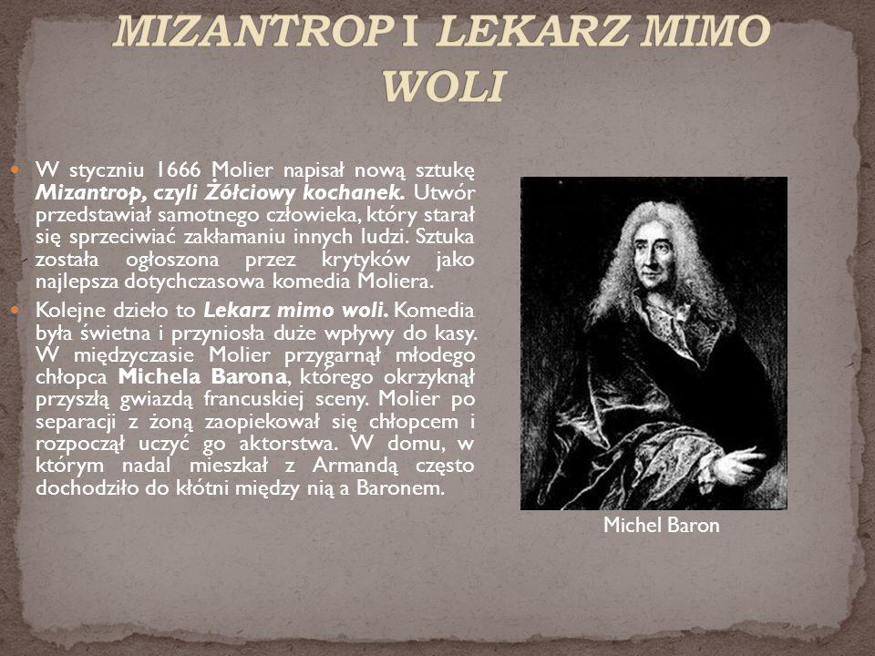 MIZANTROP I LEKARZ MIMO WOLI