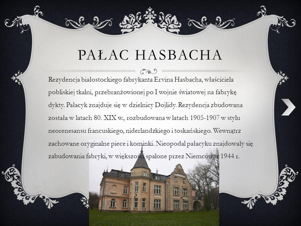 Pałac Hasbacha