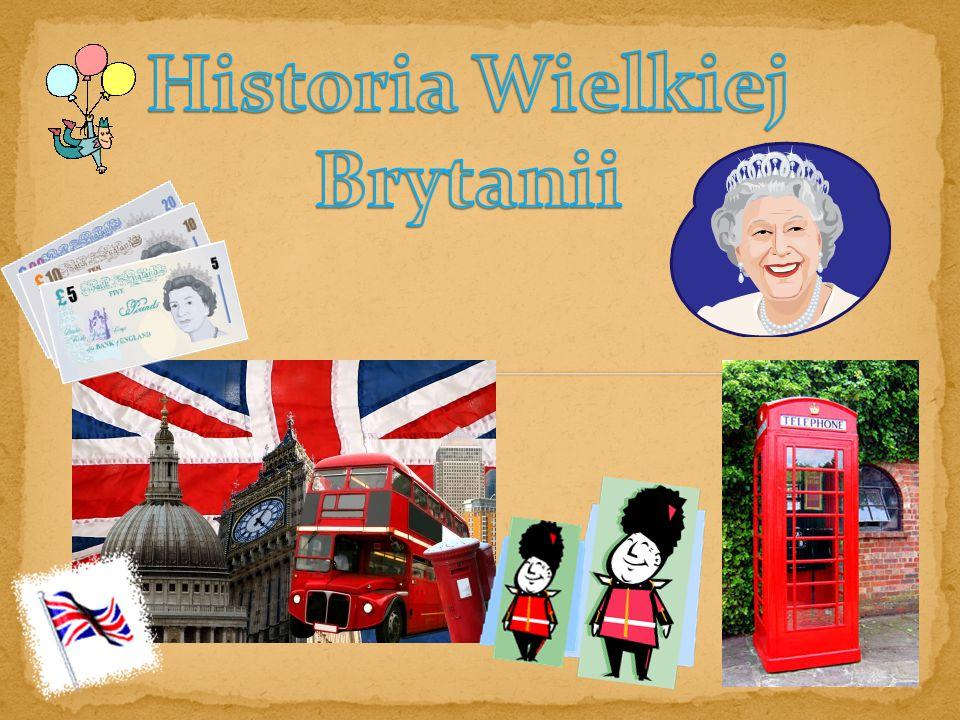 Historia Wielkiej Brytanii