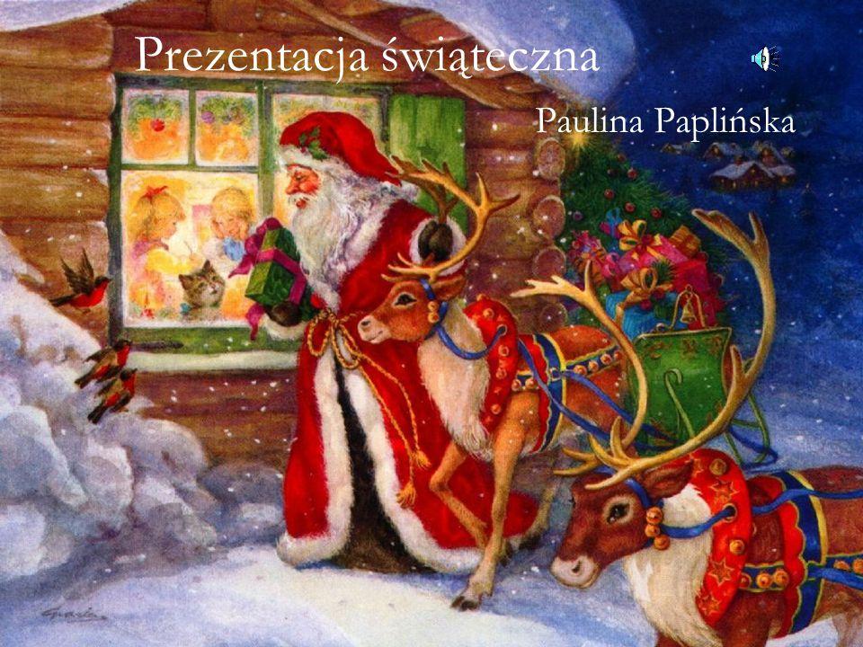 Prezentacja świąteczna