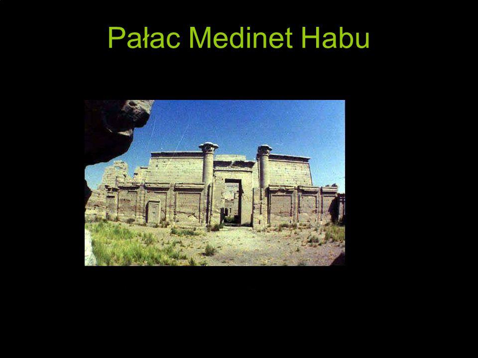 Pałac Medinet Habu